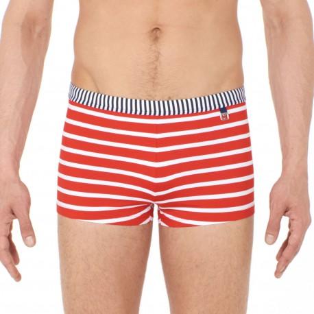 Shorty Swimsuit, Moussaillon, Hom 401268-PR07