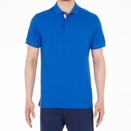 Short Sleeves Polo Shirt, Louis, Hom 400454-1204