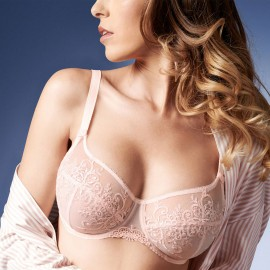 Underwired Demi Bra, Apolline, Empreinte 08158-0442