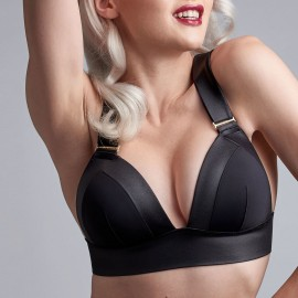 Non Wired Triangle Swimsuit, Cache Coeur, Marlies Dekkers 19601