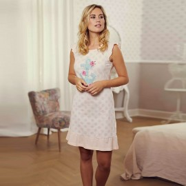 Sleeveless Nightshirt, Ringella 9261023/647