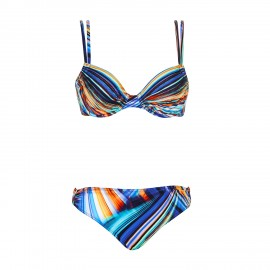 2 Pieces Swimsuit, Color Composition, Sunflair 2106019