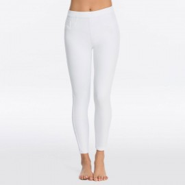 Jean-Ish Leggings, Ankle, Spanx 20018R-WHITE