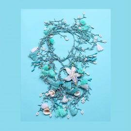 Necklace, 100% Nylon, Antica Sartoria 2019S541
