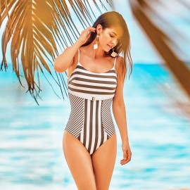 1 Piece Swimsuit, Croisette, David DA9006-001