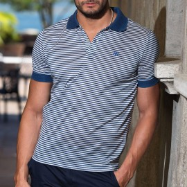 Polo Shirt, Slow, Timonier M719-051
