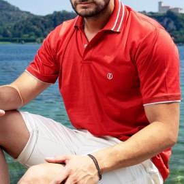 Polo Shirt, Cassis, Timonier M699-008