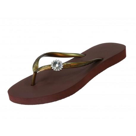 Chaussures Sandales, Original Switch, Uzurii ORIG-SWITCH-COFFEE