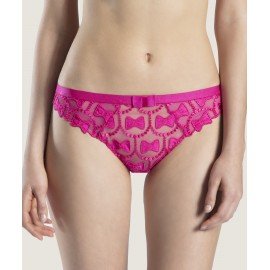 Tanga, Bow Collection, Aubade OC26-BONB