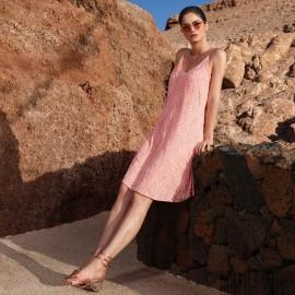 Sleeveless 100% Silk Dress, Icon, Maryan Mehlhorn 3158630-627