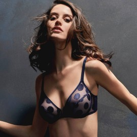 Full Cup Plunge Bra, Possession, Implicite 25G319-562