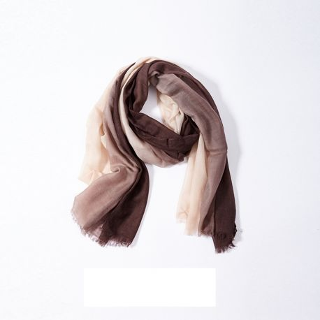 Scarf Wool & Silk Flat Chantilly, Oscalito 8999