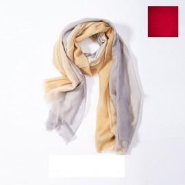 Scarf Wool & Silk Flat Chantilly, Oscalito 8999-673