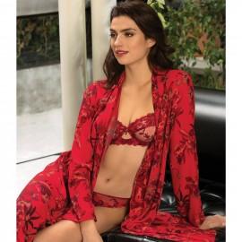 Déshabillé, Fleur Aphrodite, Lise Charmel ALG2048-RA