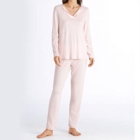 Pyjama Manches Longues et Pantalon, Fenja, Hanro, 076627-1329