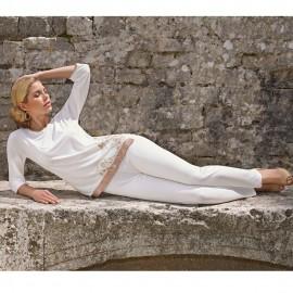 Pyjama Manches Longues, Sensual Ombre, Coemi 152C707