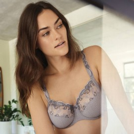 Underwired bra F to H, Candle Light, Prima Donna 0163121-PWG