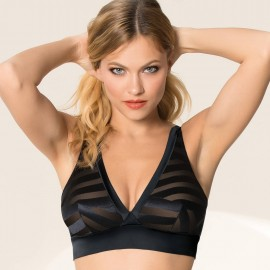 Seduction Brassiere Bra, Esprit Dance, Epure Lise Charmel PLP6267-NO