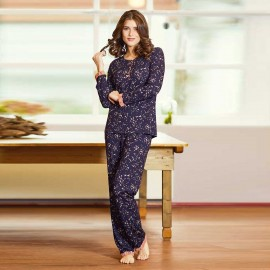 Long Sleeve Pajamas, Ringella 9561202-286