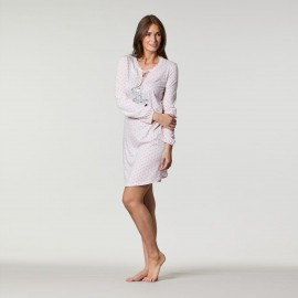 Long Sleeve Nightgown, Ringella 9561021-647