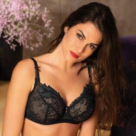 Soutien-Gorge Corbeille Fitting, Sexy Rebelle, Eprise de Lise Charmel BCG2837-NO