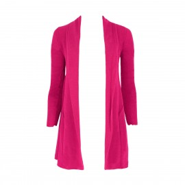 Jacket Long Sleeves Pleated / Flat 70% Wool-30% Silk, Oscalito 3463-673