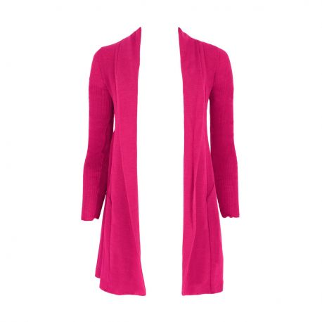 Jacket Long Sleeves Pleated / Flat 70% Wool-30% Silk, Oscalito 3463-673