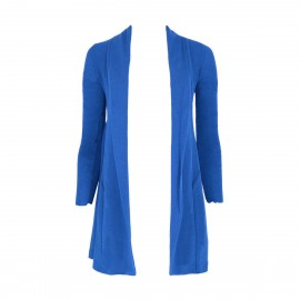 Jacket Long Sleeves Pleated / Flat 70% Wool-30% Silk, Oscalito 3463-485