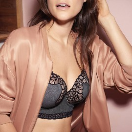 Padded Bra Deep Cleavage, Celebrity, Prima Donna Twist 0241814-ZWA