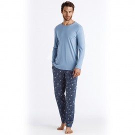 Pyjama Manches Longues , Night & Day, Hanro 075111-2048