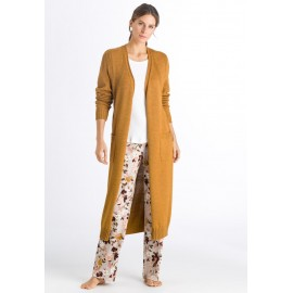 Cardigan 120cm, 100% Wool, Knits, Hanro 078548-1800