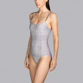 Padded Swimsuit, Peace - Snake, Andrès Sarda 3409231-SNK