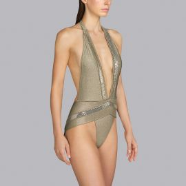 1 Piece Swimsuit, Moon, Andrès Sarda 3409137-ORO