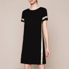 Short sleeve dress, Twin-Set 201LL2CZZ-00006