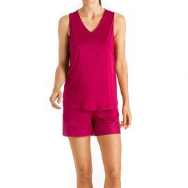 Pyjama Manches Courtes - Short, Alika, Hanro 076706-1463