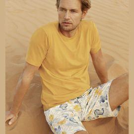 Tee-Shirt Col Rond Manches Courtes 100%Coton, Living Shirt, Hanro 075050-1245