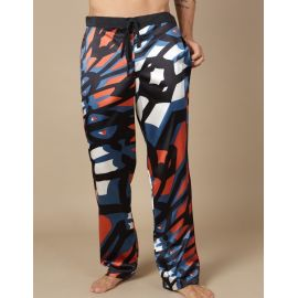 Pyjama-Pantalon 98% Soie 2% Spandex, Arthur Graph, Marjolaine 4ART4101/5801-0292