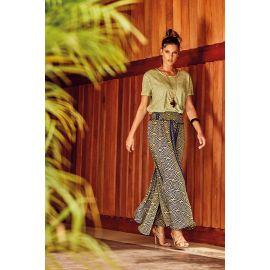 Pantalon, Osaka 100% Polyester, David DB20-087-KHA