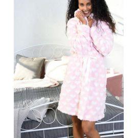 Robe De Chambre Boutonnée Polaire , Ringella 0564614P-623
