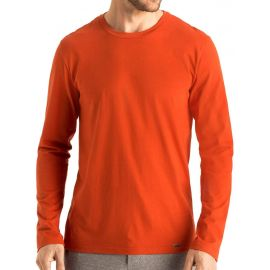 Tee-Shirt Manches Longues, Living Shirts, Hanro, 075053-1452