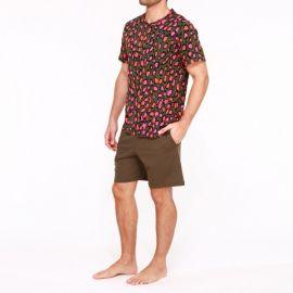 Pyjama Short Sleepwear, Leonard, Hom 401849-00XD