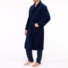 Robe De Chambre Longue Nouée, Peter , Hom 401863-00RA