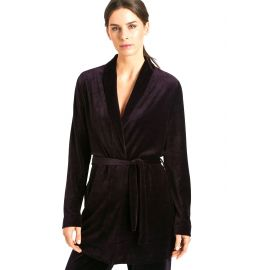Jacket Velvet Loungewear, Favourites, Hanro 078592-1478