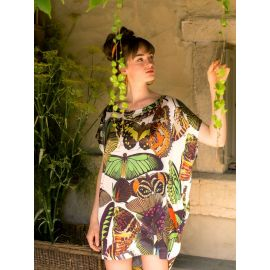 Robe Tunique Courte, Maya, Marjolaine 4MAY0501-0215