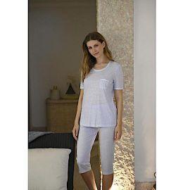 Pyjama Panta Court, Ringella 1211230-226