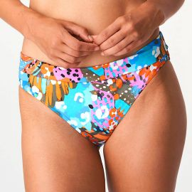 Maillot de Bain Bikini Slip à Revers, Caribe, Prima Donna 4007455-FKV