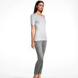 Tee-Shirt Manches Courtes 100% Coton Mako, Oscalito 474-102