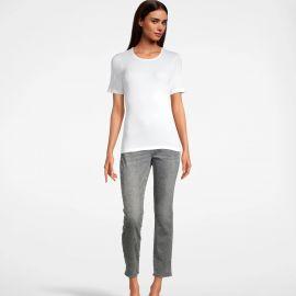 Tee-Shirt Manches Courtes 100% Coton Mako, Oscalito 474-010