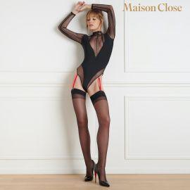 Body String Manches Longues, Sacré Coeur, Maison Close 560047