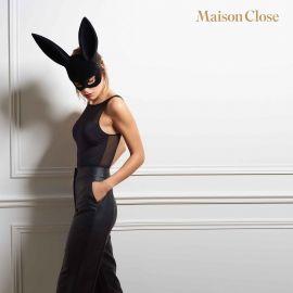 Masque Lapin avec Pompon, Les Fétiches, Maison Close 609751